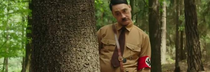 """Авторы """"Кролик Джоджо"""" опубликовали свою версию мема с реакцией Гитлера"""