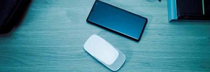 Sony представила портативный кондиционер, размером со смартфон