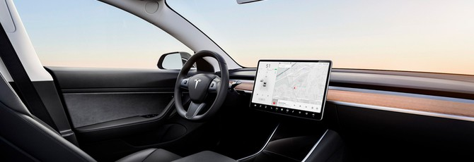 Tesla добавит Netflix и YouTube в свои автомобили