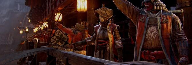 Ubisoft представила новую карту для For Honor — Storr Stronghold