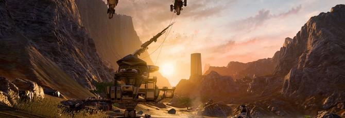 Вышла новая версия мода с видом от первого лица для Mass Effect Andromeda