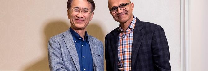 Глава Microsoft: Партнерство с Sony было инициировано производителем PlayStation