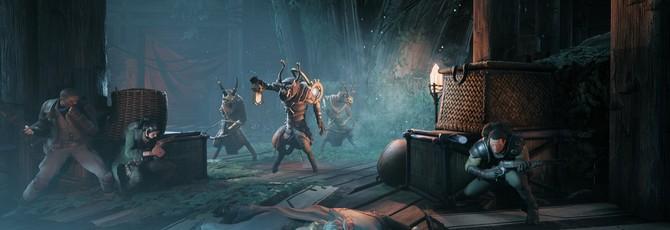 Генерация мира и битвы с боссами в геймплее Remnant: From the Ashes