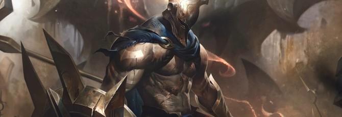 Разработчики League of Legends рассказали о реворке Пантеона