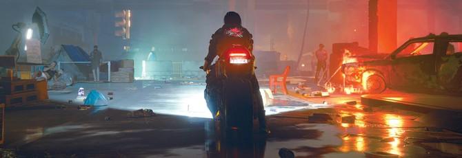 Трущобы и нано-удавка — два новых скриншота Cyberpunk 2077
