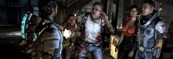 EA отрицает слухи о заморозке Dead Space 4