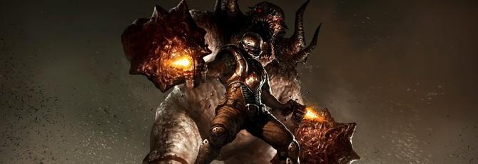 Анализ переиздания трилогии Doom от Digital Foundry