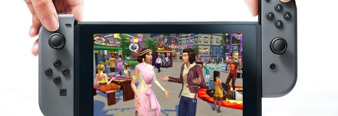 Electronic Arts: The Sims не стоит портирования на Switch