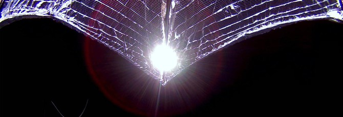 Космический аппарат LightSail 2 успешно полетел на солнечном свете