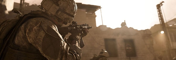 Call of Duty: Modern Warfare стала темой сентябрьского номера Game Informer