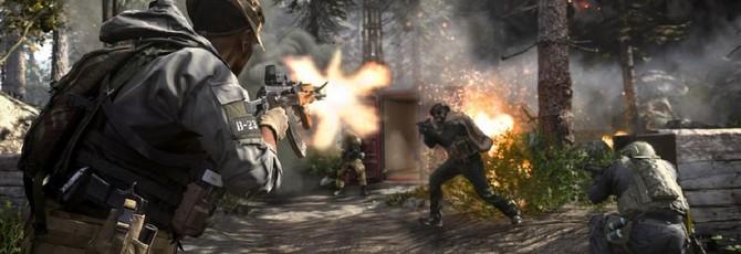 Даты проведения открытого бета-теста Call of Duty: Modern Warfare