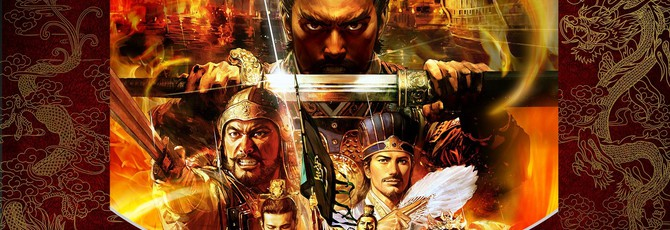 Стратегия Romance of the Three Kingdoms 14 выйдет в начале 2020 года