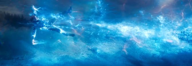 Трансформация Кэрол Дэнверс в Капитан Марвел на видео Scanline VFX