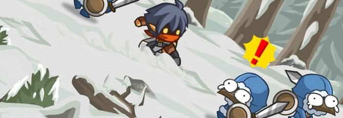 Красочный битемап Wonder Blade выйдет на PC и PS4