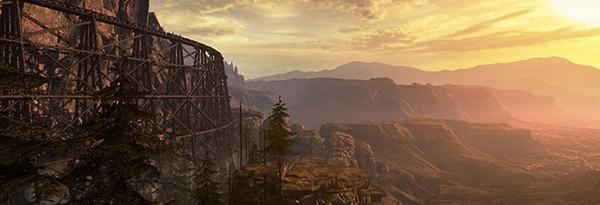 Новый трейлер и скриншоты Call of Juarez: Gunslinger