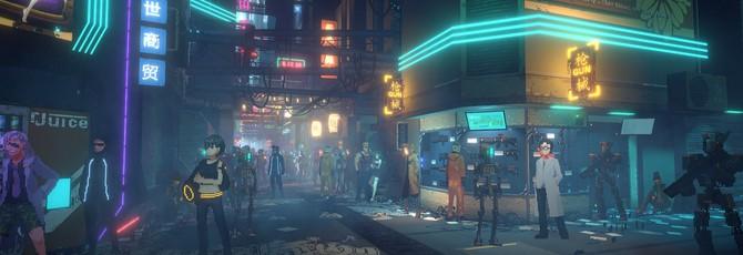 Мир далекого будущего, атмосфера киберпанка и битвы с роботами в геймплее ANNO: Mutationem
