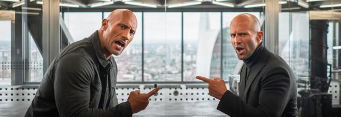 """Box Office: """"Хоббс и Шоу"""" стартовал не лучшим образом"""