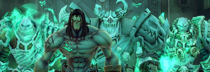 Darksiders 2 Deathinitive Edition выйдет на Switch в сентябре