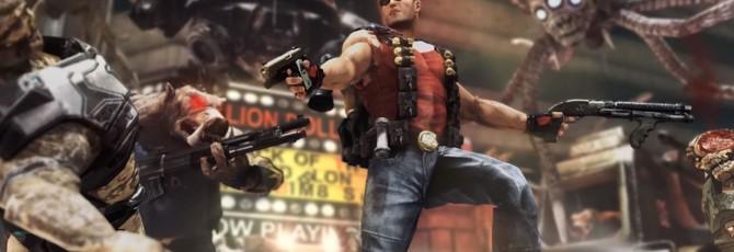 Моддер выпустил ремейк Duke Nukem 3D на движке Serious Sam 3
