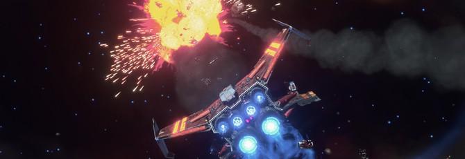 Знакомство с героиней, космические сражения и приключения во вступлении к Rebel Galaxy Outlaw