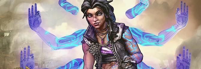 Персональный трейлер Амары, еще одной героини Borderlands 3