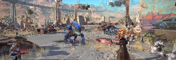 Стратегическое планирование, развитие науки и войны в релизном трейлере Age of Wonders: Planetfall