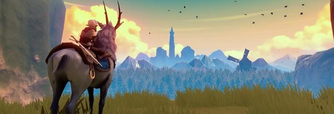 Исследование мира и сложные бои в трейлере и геймплее фэнтезийного экшена Decay of Logos