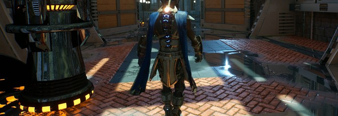 Художник Battlefield 4 выпустил техно-демку Diode с трассировкой лучей на Unreal Engine 4