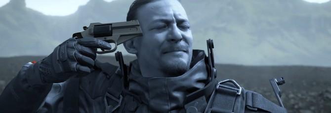 Death Stranding пропала из списка эксклюзивов на сайте PlayStation