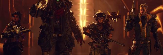 Игровой хаб в новом геймплее Borderlands 3