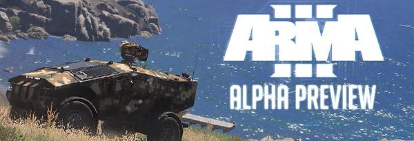 Мнение: Arma 3 Alpha