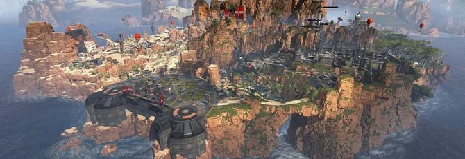 Игрок высчитал самые популярные дроп-зоны в Apex Legends