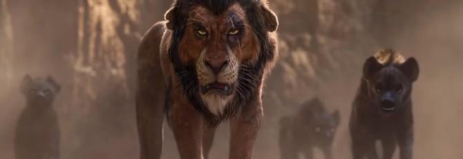 """Дипфейк использовали для оживления артов с мультипликационными версиями героев """"Короля льва"""""""