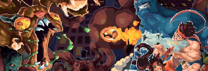 RPG-шутемап Bite the Bullet, вдохновленный эстетикой Metal Slug, выйдет в 2020 году