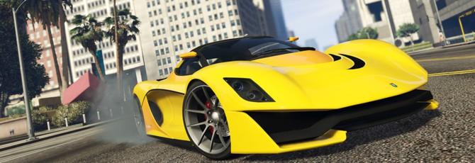 GTA 5 снова возглавила чарт продаж в PS Store за июль