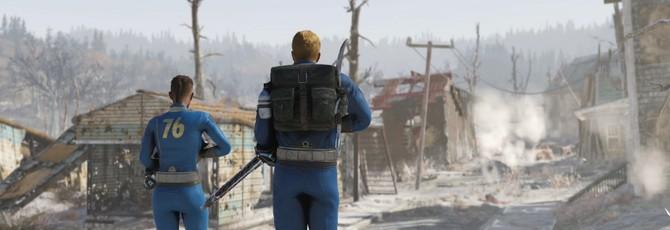 Пользователь создал в Fallout 76  ловушку, которая запускает трупы игроков из катапульты