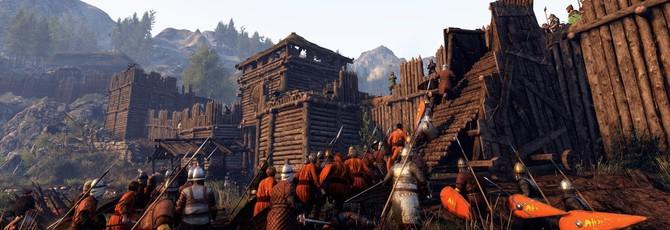Разработчики Mount and Blade 2: Bannerlord продолжили рассказывать об осаде