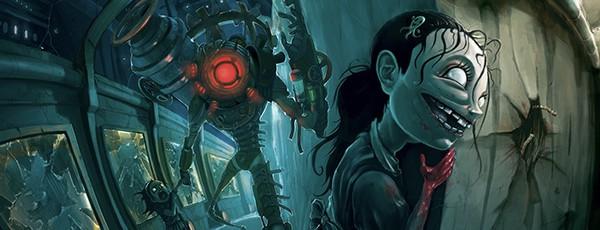 Кен Левайн лично убил фильм BioShock