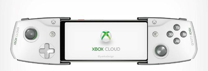 Microsoft запатентовала двухсоставный геймпад для смартфона