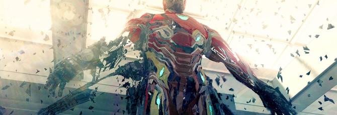 """Машина времени, Япония и дом Старка — галерея концепт-артов """"Мстителей: Финал"""""""