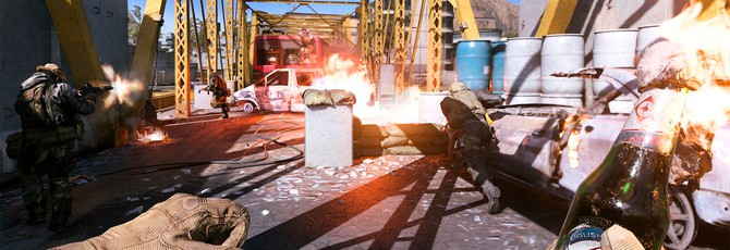 24 минуты мультиплеера Call of Duty: Modern Warfare в 4K