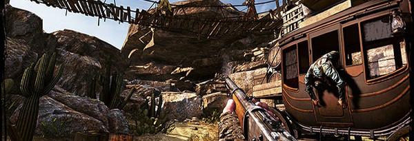 Новые скриншоты и геймплейный трейлер Call of Juarez: Gunslinger