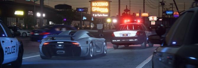 Утечка: Новая Need for Speed получила подзаголовок Heat