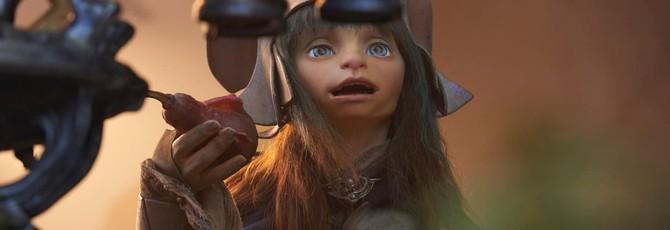 Дебютный трейлер кукольного сериала Dark Crystal: Age of Resistance