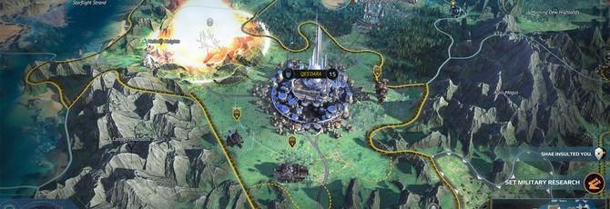 Age of Wonders: Planetfall — читы, консольные команды и советы новичкам