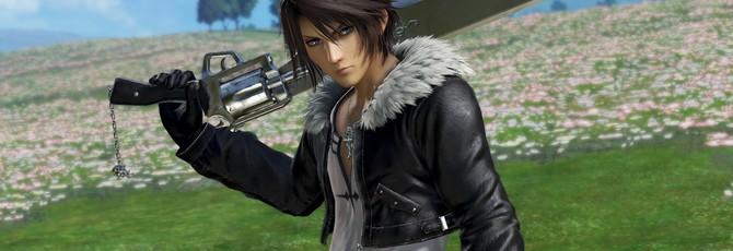 Square Enix показала графические изменения в ремастере Final Fantasy 8 с помощью мема