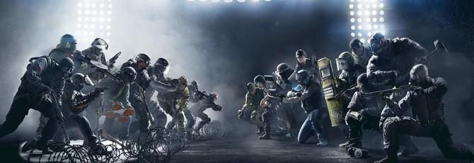 Трейлер Rainbow Six Siege о новых гаджетах