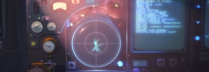 Симулятор Nauticrawl научит вас управлять НЛО