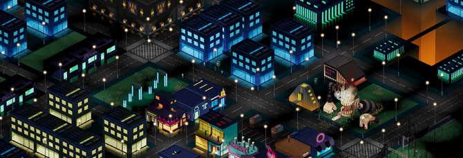 Тизер сурвайвала в мире киберпанка — Atrio: The Dark Wild