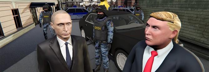 В Steam появилась страница симулятора омоновца OMON Simulator, релиз 6 сентября
